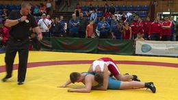 Kaposvári érmek a sportcsarnokban