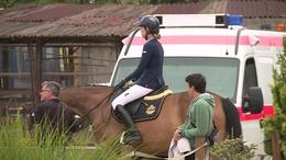 Ismét minősítő versenyt rendeztek a fiatal lovasoknak