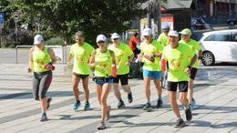 Kaposvári hospice alapítványért futnak