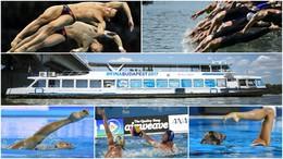 Pillanatképek a 17. FINA vizes világbajnokságról