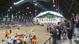 Elkezdődött Kaposváron az ország idei legnagyobb lovas rendezvénye