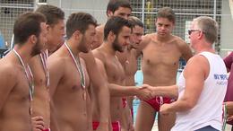 Ifi magyar vízilabdázók a csúcson