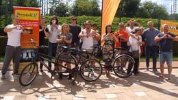 Különleges biciklitúra
