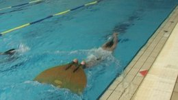 A juniorok Mallorcán úsznak