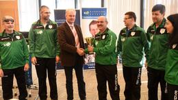 Sportos díj a Kaposvári Egyetemnek