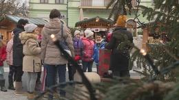 10. Mikulás Tusa a Kossuth téren