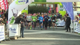 Kilencedik alkalommal startolt el a farsangi félmaraton
