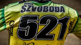 Nem volt szerencséje Szvoboda Bencének