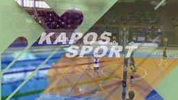 Itt a Kapos Sport Magazin legújabb adása!