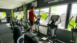 Rekordkísérletre készül az egyik kaposvári edzőterem