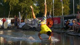 Skimboard fesztivál