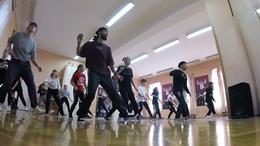 Olasz vendég a Nita Dance Clubnál