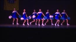 Pompon csapattal erősítettek a Diamant-lányok