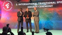 Rangos díjat kapott Kassai Lajos