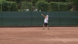 Beindult a tenisz szezon