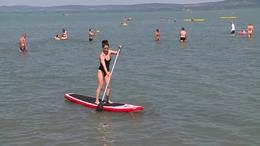 Hamarosan igazi vízisport-paradicsommá válhat a Balaton