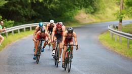 Somogyban versengtek az ország legjobb triatlonosai