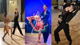 Kaposvári táncosok a válogatottban