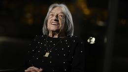 100 éves lett Keleti Ágnes