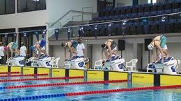 Ellepték az úszók a Csik Ferenc Versenyuszodát
