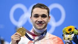 Milák Kristóf olimpiai bajnok!
