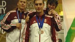 Remekeltek a magyar traplövők a világbajnokságon