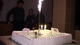 Tizenöt éves születésnapját ünnepelte a kaposvári focisuli