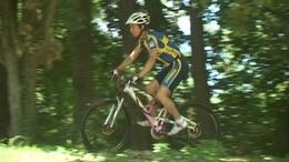 Kerékpárral a Zselicben