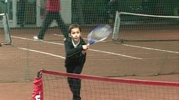 A szülőkkel is megszerettetnék a teniszt