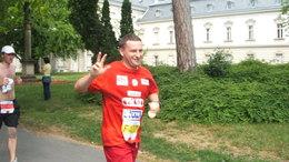 Balaton Szupermaratonra készül Somogy futónagykövete