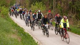 Az ország legnagyobb vezetett kerékpártúrája