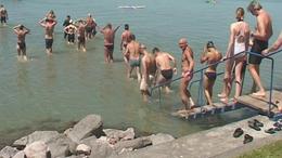 Az úszás ünnepe