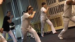 Tánc és harc egyszerre: capoeira