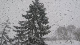 Egyelőre folytatódik a télies idő