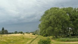 Nagyrészt felhős, de viszonylag enyhe idő várható a hétvégén