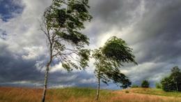 Hidegfrontos, szeles idő várható vasárnap