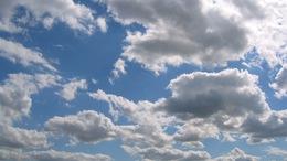 Távozik a csapadékzóna, felszakadozik a felhőzet