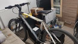 Előkerültek a lopott bringák