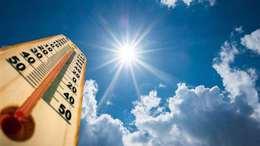 Nyárias magasságba emelkedik a hőmérséklet