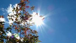 A hétvégén ismét melegszik az idő