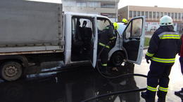Autók lángoltak Somogyban