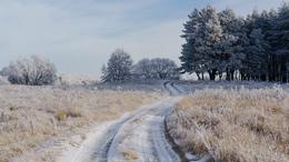 Hideg idő, elszórtan kisebb hószállingózással