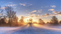 Hideg nappalok, erősen fagyos éjszakák várnak ránk