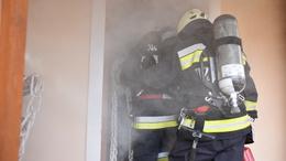 Bizonyítottak atörökkoppányi önkéntes tűzoltók