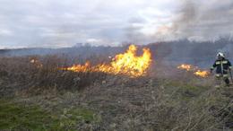15 szabadtéri tűzeset történt a hétvégén Somogyban