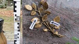 Vádat emeltek a temetői szarka ellen