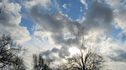 Késő téliesen hideg, változékony idő várható a hétvégén
