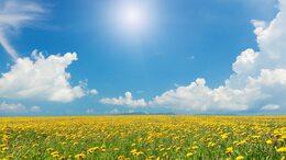 A hétvégén már naposabbra, melegebbre fordul az idő