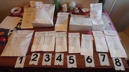 20 rendőr, 4 helyszín, 300 gramm drog, 1,5 millió forint