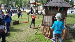 Elindult a Mesefuvintó a Vaszary parkban